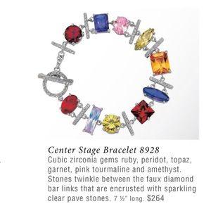 Center Stage Bracelet by Park Lane